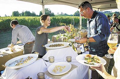 Bounty of Yamhill County takes place Aug. 28–30.##Photo provided