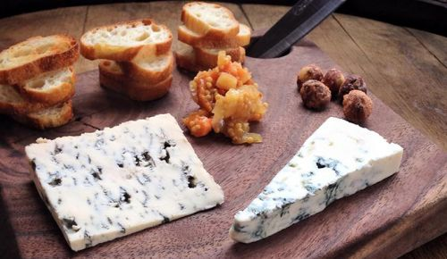 At the Cheese Annex inside of The Commons Brewery in Southeast Portland, cheese plates are offered with beer pairing in mind.##Photo provided