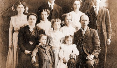 Darlene Looney's great grandparents,