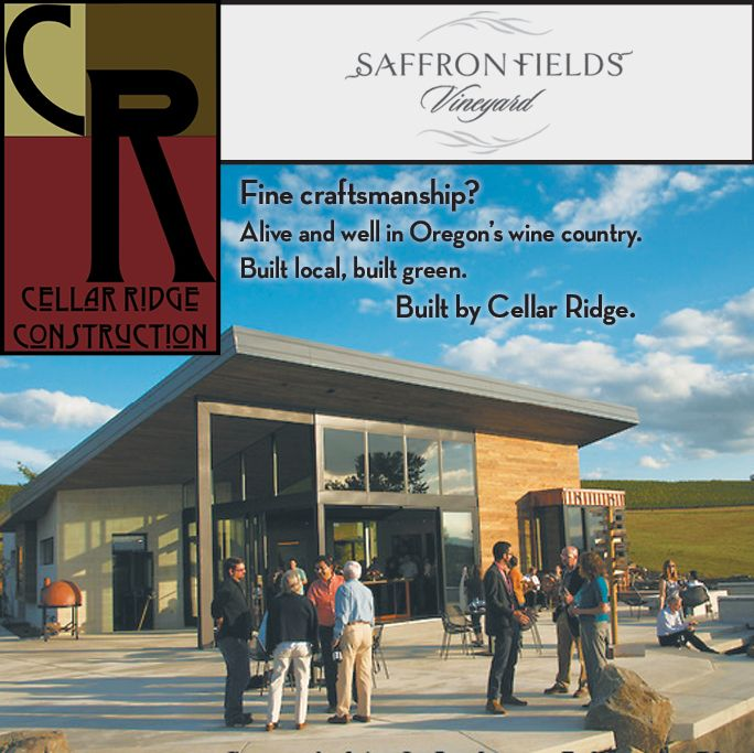 Cellar Ridge was the builder of Saffron Fields.