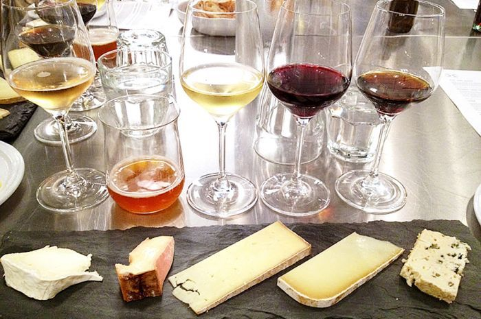 Casellula patrons can order cheeses paired with wine, beer and condiments. Photo provided.