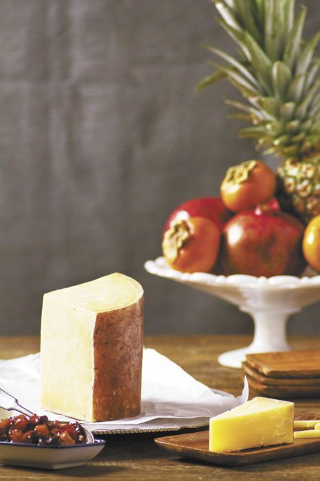 Inspired by the holiday season, Yule Käse, by Beecher's of Seattle, is a unique version of their Flagship Reserve.