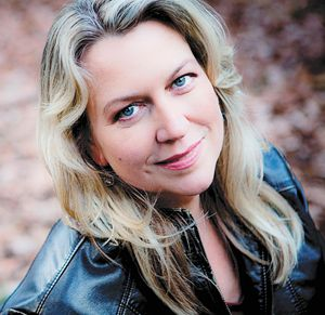 Cheryl Strayed ##Photo provided