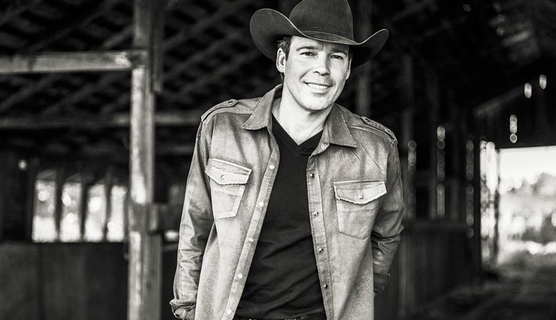 Country artist and Concho winery owner Clay Walker ##Photo provided