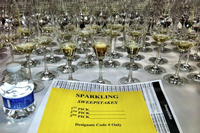Judges at the San Francisco Chronicle wine competition collectively tasted more than 5,500 entries.