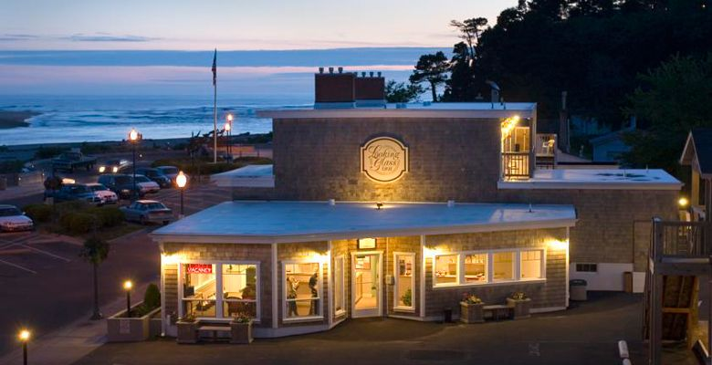 Looking Glass Inn is one of the few Lincoln City hotels located in the historic Taft District. ##Photo provided.