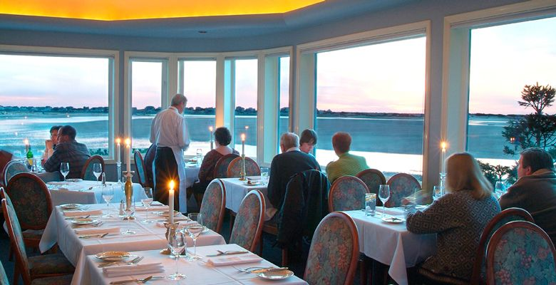 Guests sit down for an unforgettable culinary experience at one of the best restaurants in Oregon, The Bay House in Lincoln City. Regardless of its many wonderful attributes — the magnificent view, outstanding service and 2,000-selection wine list — the restaurant's primary focus has always been on the food. ##Photo provided.