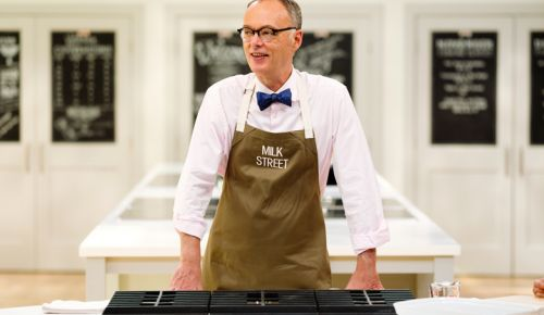 Christopher Kimball ##Photo courtesy of Christopher Kimball's Milk Street