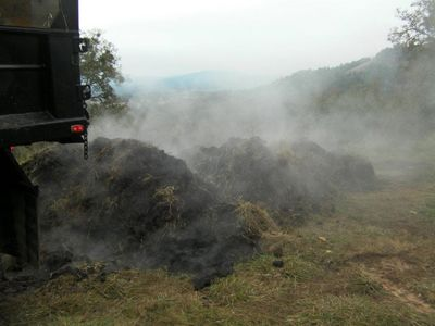Abacela employs elephant dung as manure for the estate vineyard.  It comes from nearby Wildlife Safari.