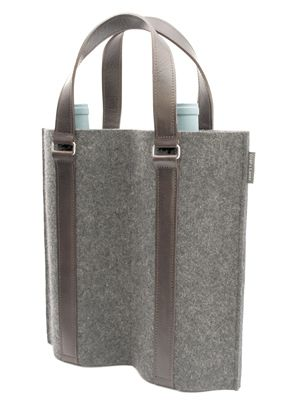 2. Duo Wine Carrier
