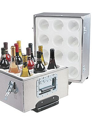 5. Travel Wine Safe