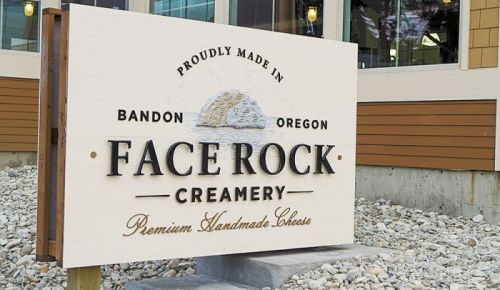 Face Rock Creamery is located in the former Bandon Cheese Factory on Oregon's southern coast. Photo by Christine Hyatt.