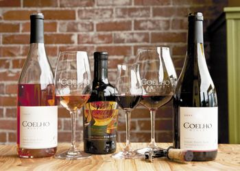 Coelho makes a variety of wine, including a Port-style dessert wine, but their focus remains on Pinot Noir. Photo by Andrea Johnson
