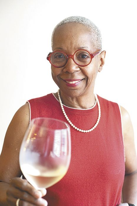 Wine journalist Dorothy Gaiter