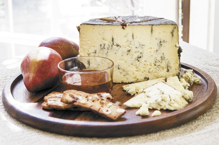 Rogue Creamery's Rogue River Blue has won ACS's Best of Show twice in 2009 and 2011.