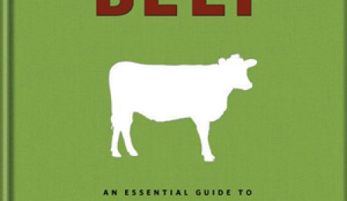 """Pure Beef: An Essential Guide to Artisan Meat with Recipes for Every Cut"" by Lynne Curry. Publisher: Running Press. Release date: May 15, 2012. List Price: $27."