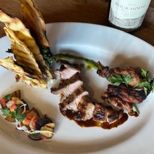 Grilled Oregon