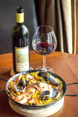 La Rambla, a Spanish- inspired restaurant in McMinnville, offers guests a variety of authentic dishes, including paella and an Oregon-centric wine list.