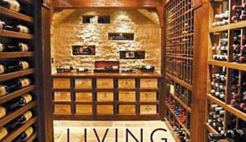 Living With Wine: Passionate Collectors, Sophisticated Cellars and Other Rooms for Entertaining, Enjoying and Imbibing  by Samantha Nestor with Alice Feiring is reviewed by guest writer Janet Eastman.
