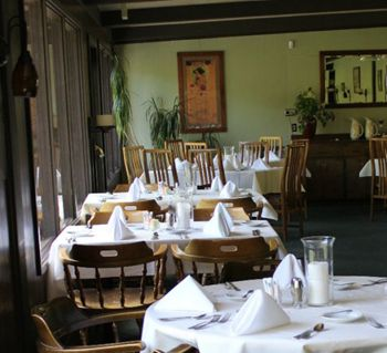 Madrone Kitchen s interior was recently renovated.
