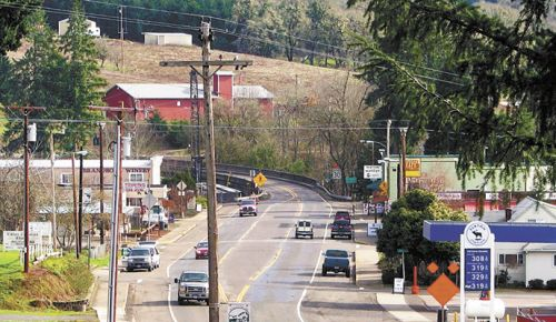 Elkton in the Umpqua Valley ##Photo Provided