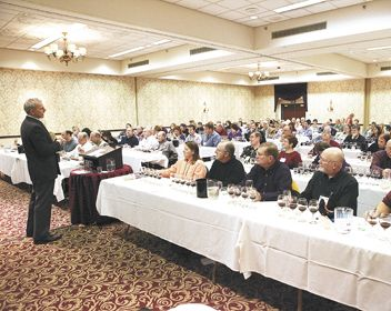Peter Mondavi Jr. presents a session on Charles Krug Vintage Select Cabernet