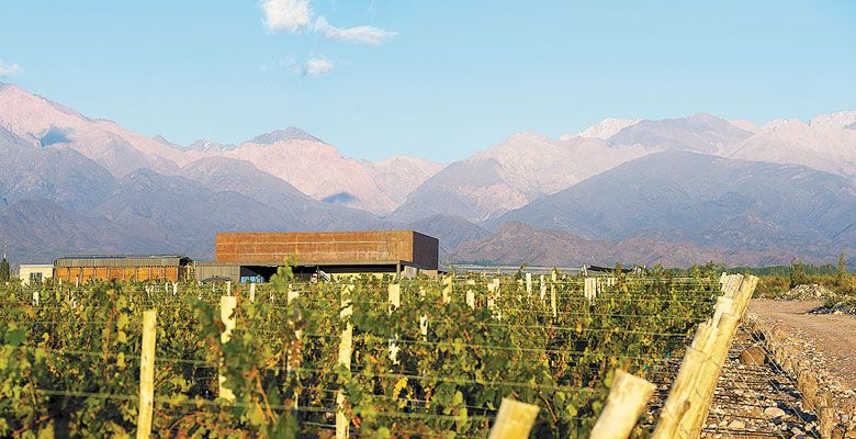 Corazon del Sol in Mendoza, Argentina, marks the third, and arguably most ambitious, addition to Dr. Madaiah Revana's portfolio of global winegrowing estates. ##Photo provided.