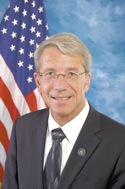 Congressman Kurt Schrader (D-Oregon 5th District)
