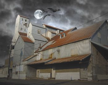 The Haunted Granary