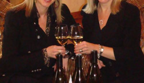 Stacy Lill and Kathy Johanson take great pride in contributing 100 percent of the net profits from O Wines to fund scholarships for low income, high potential youth.