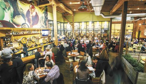 City Winery, Chicago ##Photo courtesy of City Winery Chicago
