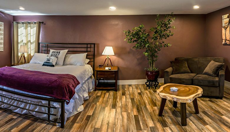 Rellik offers lodging for wine country guests. ##Photo provided