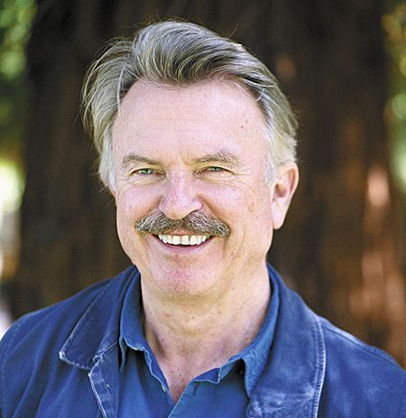 Sam Neill. ##Photo by Andrea Johnson