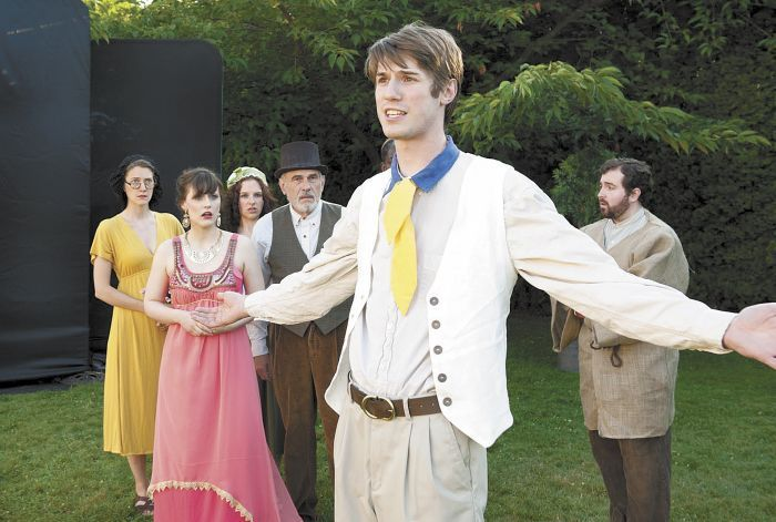 Much Ado About Nothing - 2012 Season