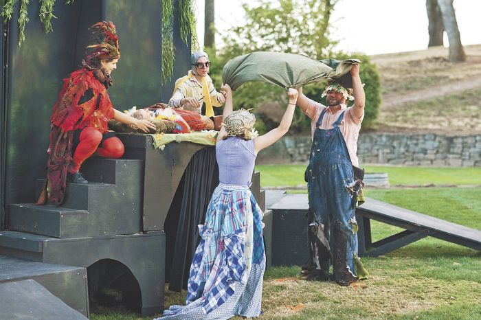 A Midsummer Night s Dream - 2010 Season