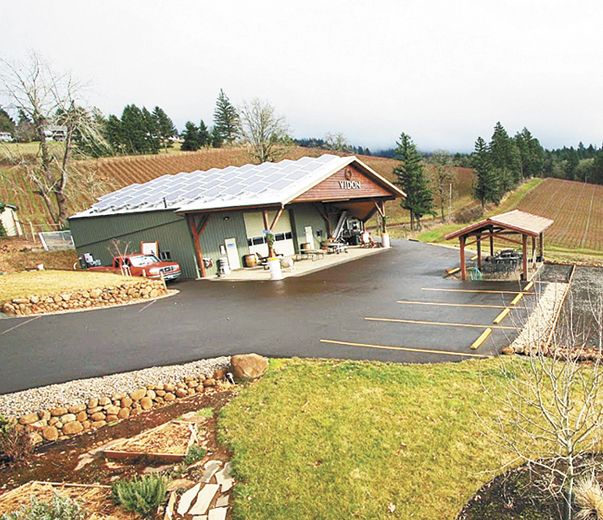 Vidon Vineyards, located outside Newberg in the northern Willamette Valley, has ceased regular hours at the tasting room and is now open to club members and others by appointment only.