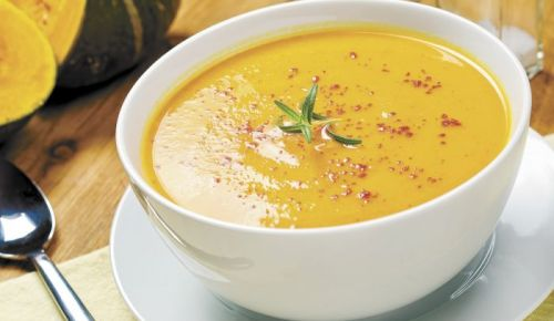 Curried Squash Soup