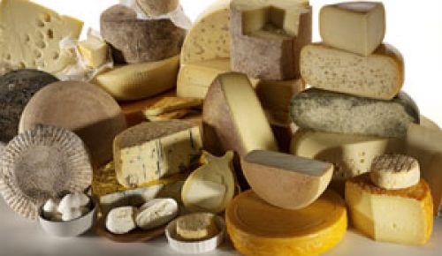 An assortment of Wisconsin cheeses shows the variety and sophistication of the state s famed industry.