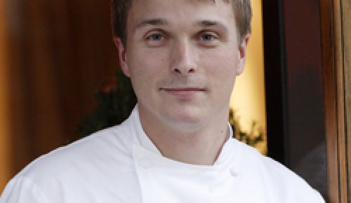 Executive Chef David Anderson leads thenew Genoa and Accanto.Photo by John Valls